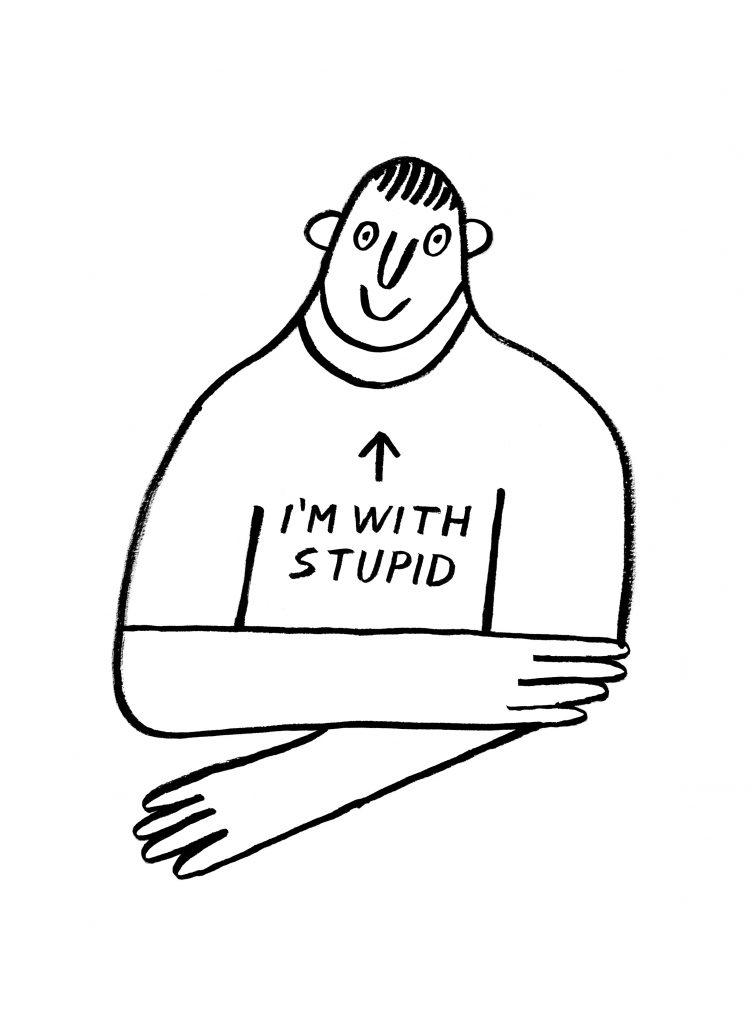 Illustrazione_-_Parliamo_di_stupidità-350dpi